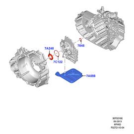 Гидрофильтр АКПП Ford Kuga 2 (2013-н.в.)