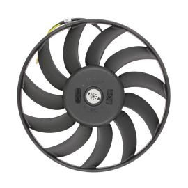 Вентилятор охлаждения радиатора (200W; 350 мм.; CALA) Audi A5 8T (2007-2016)