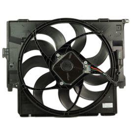 Вентилятор радиатора охлаждения (400W) BMW 1 E87 (2004-2011)