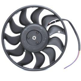 Вентилятор радиатора охлаждения прав. Audi Q7 4L (2006-2015)