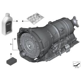 Гидротрансформатор (P121; АT) BMW 7 F01 (2008-2015)