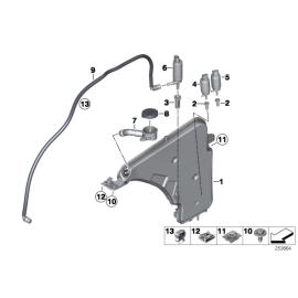 Бачок омывателя BMW 3 F30 (2012-н.в.)