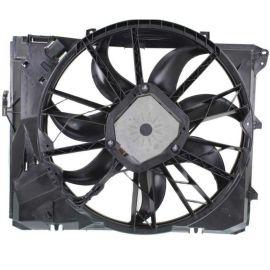 Вентилятор радиатора охлаждения (600W) BMW 5 E60 (2003-2010)