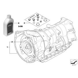 Гидротрансформатор (АT) BMW X5 E70 (2006-2014)