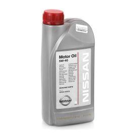 Масло моторное NISSAN 5W-40 (1 л.)